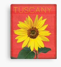 Tuscany. Canvas Print