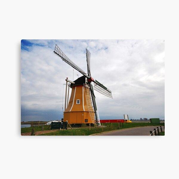 De Hoop (Sint Philipsland) Canvas Print