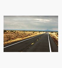 Holiday Road Photographic Print