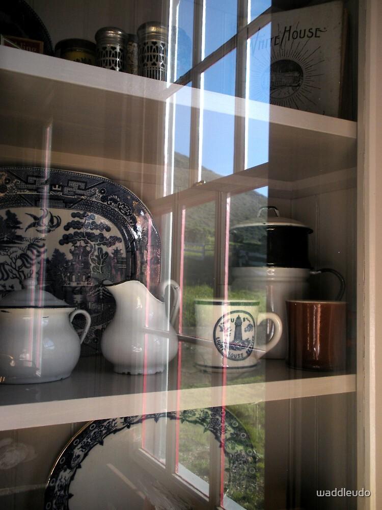 """""""Victorian Kitchen Cupboard"""" by waddleudo"""