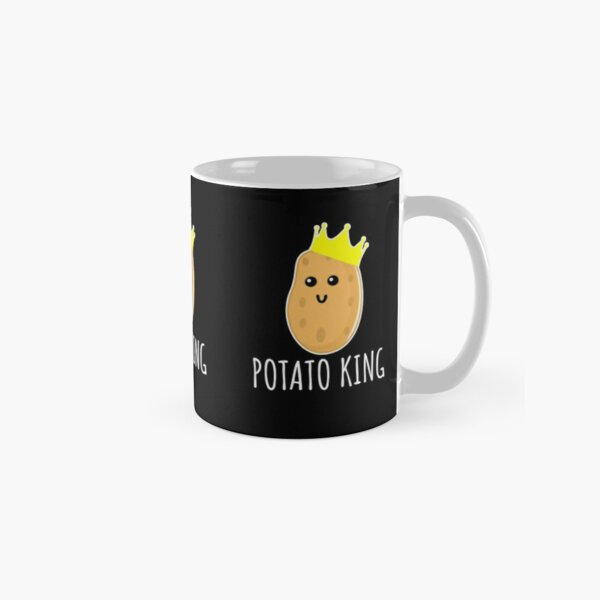 Potato King - Funny Potato gift Classic Mug