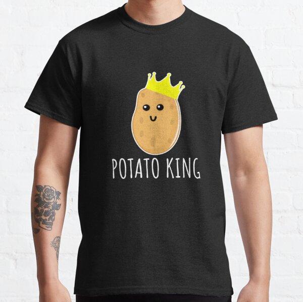 Potato King - Funny Potato gift Classic T-Shirt