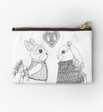 Furever Together  Zipper Pouch