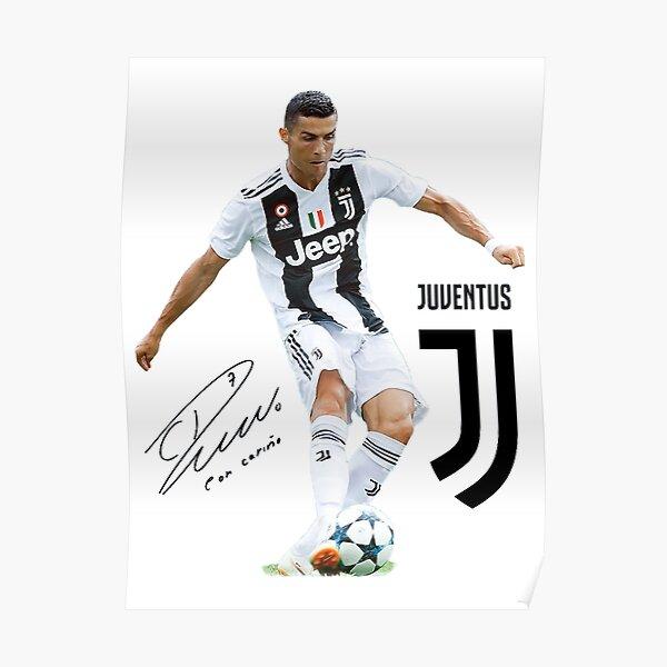 ronaldo juventus 2019 Poster