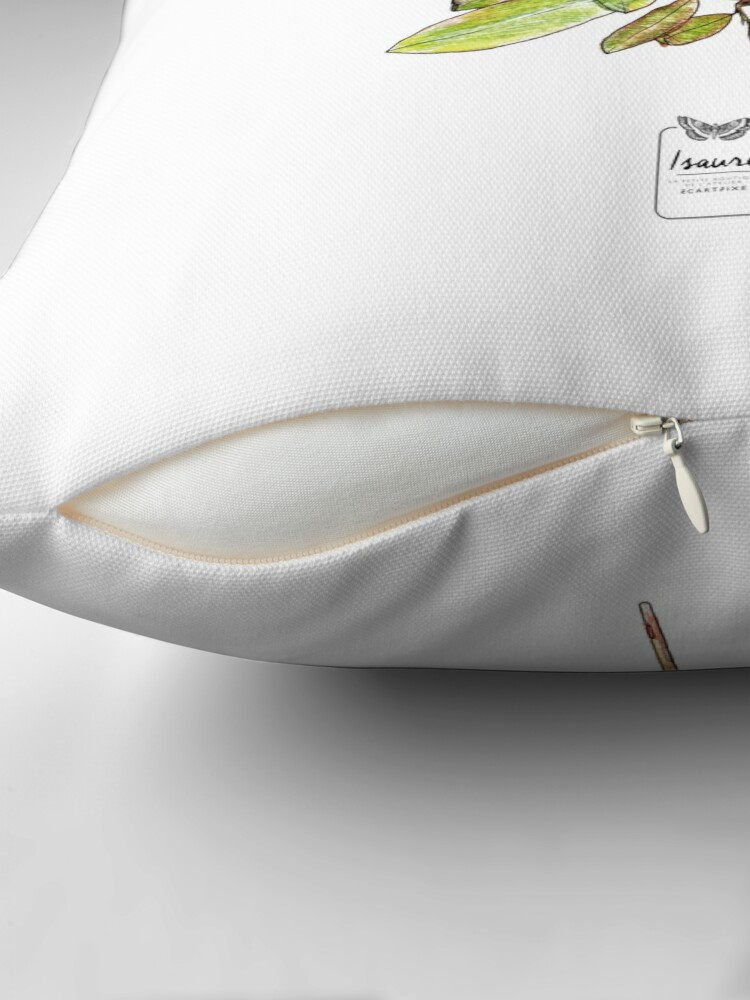 Alternate view of ELEGANCE IN THE RAW STATE Floor Pillow