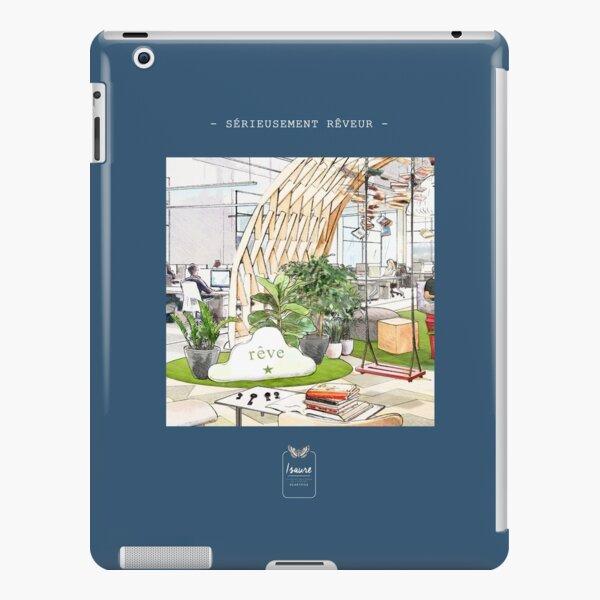 ERNSTER TRÄUMER / ERNSTER TRÄUMER iPad – Leichte Hülle