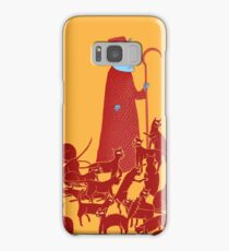 Herding Cats Samsung Galaxy Case/Skin