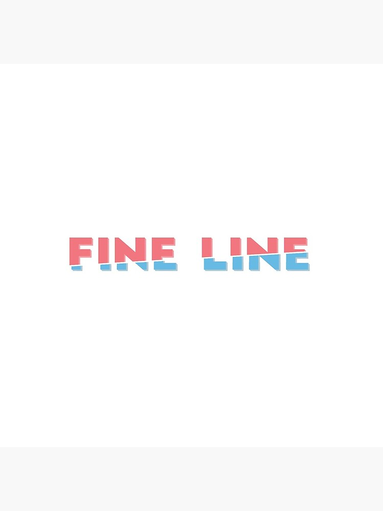 Fine line by capslocksigh