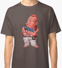 John McClane (Bruce Willis) - Akira Toriyama style Classic T-Shirt