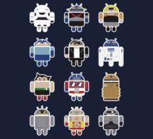Famous Androids & Robots