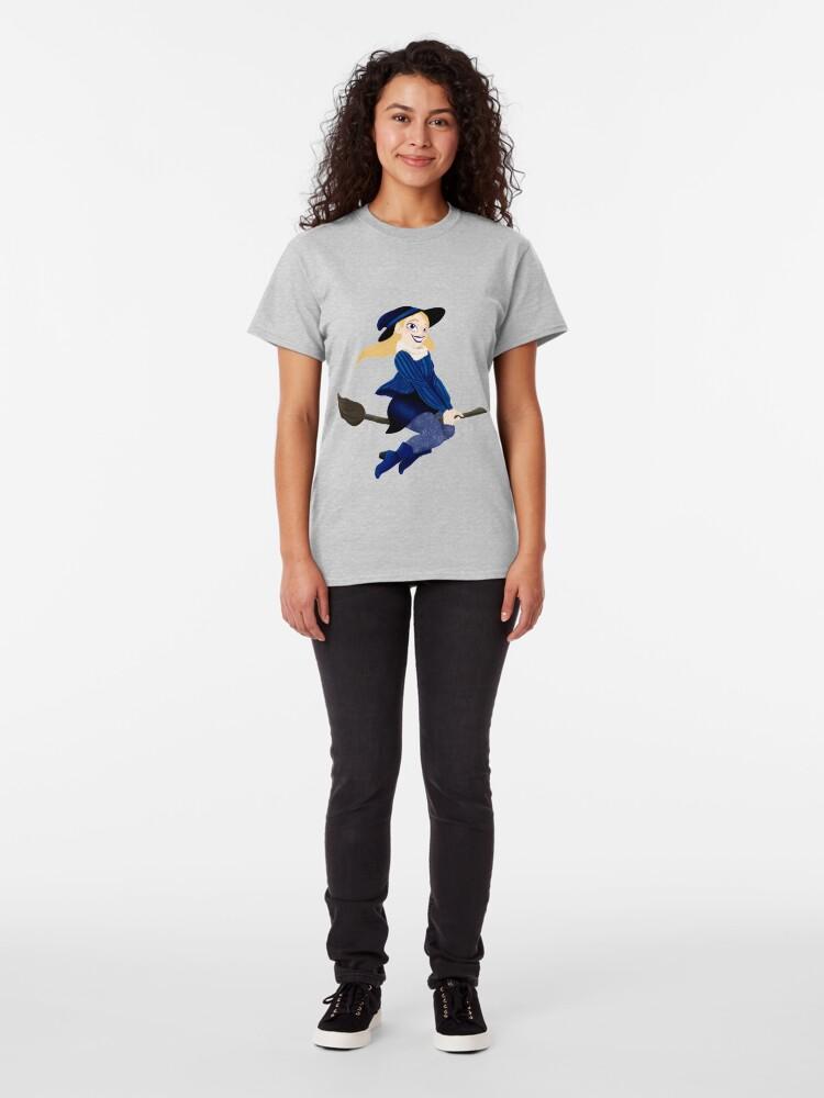 T-shirt classique ''Sorcière': autre vue