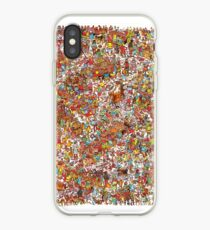 Where is wally in this product? iPhone Case