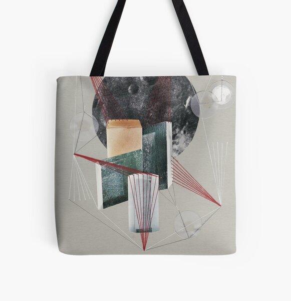 jules verne All Over Print Tote Bag