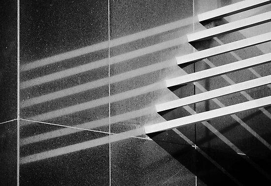 City Shapes I by Georgie Hart