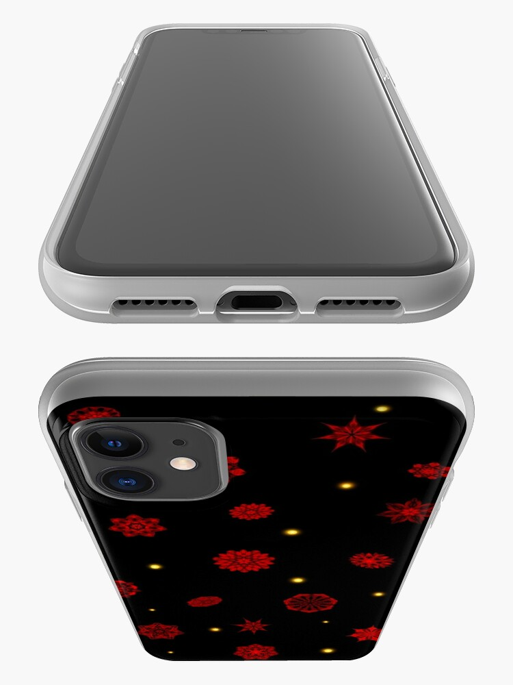 Alternate view of Fire in the Night iPhone Case & Cover