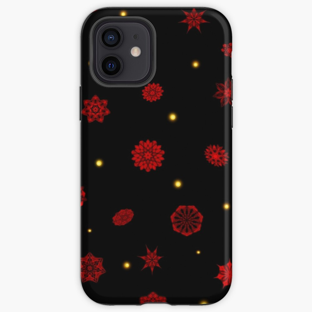 Fire in the Night iPhone Case & Cover