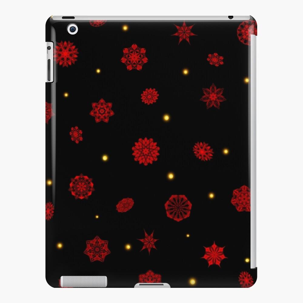 Fire in the Night iPad Case & Skin