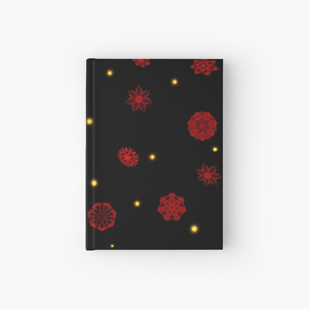 Fire in the Night Hardcover Journal