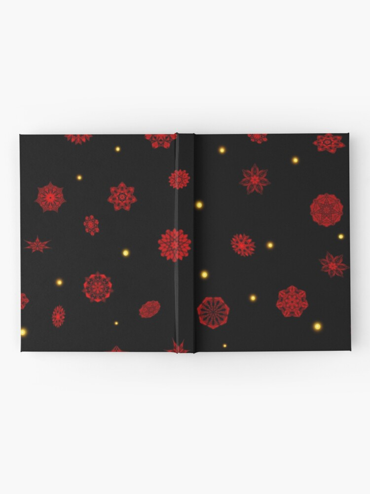 Alternate view of Fire in the Night Hardcover Journal