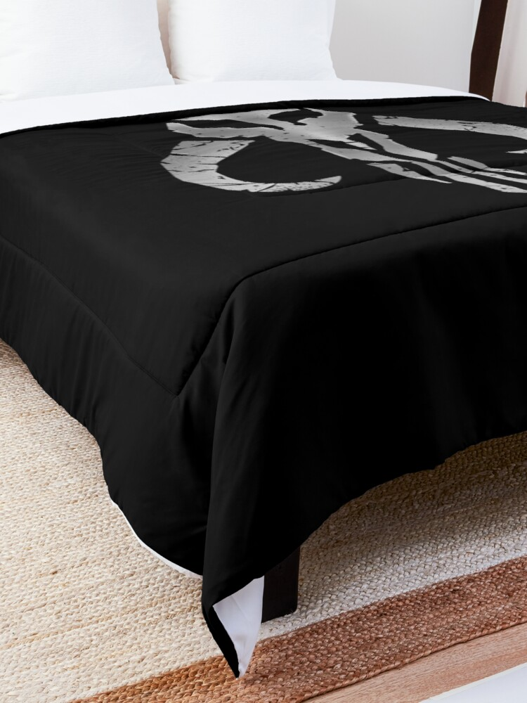 Alternate view of Bounty Hunter Emblem v2 Comforter