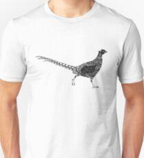 Pheasant Unisex T-Shirt