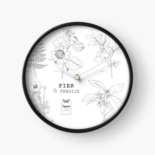 FIER (E) & FRAGILE Uhr