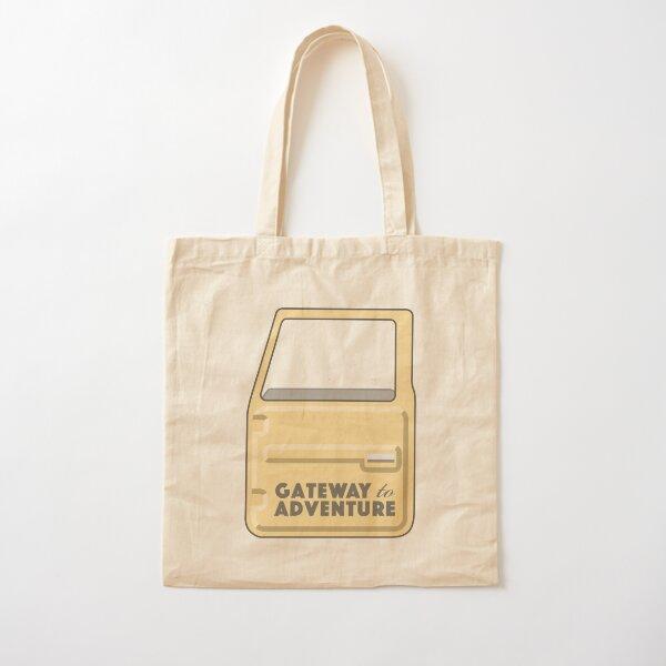 Gateway to Adventure Cotton Tote Bag