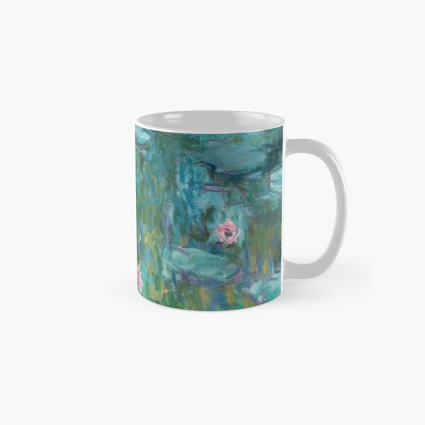 Claude Monet – Nymphéas – Water Lilies  Classic Mug