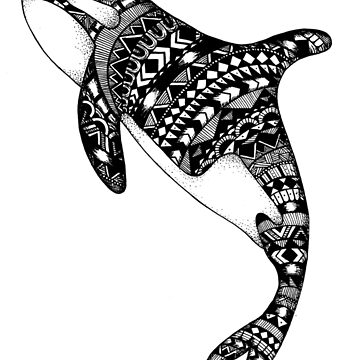 Killer Whale by EmmaBarker