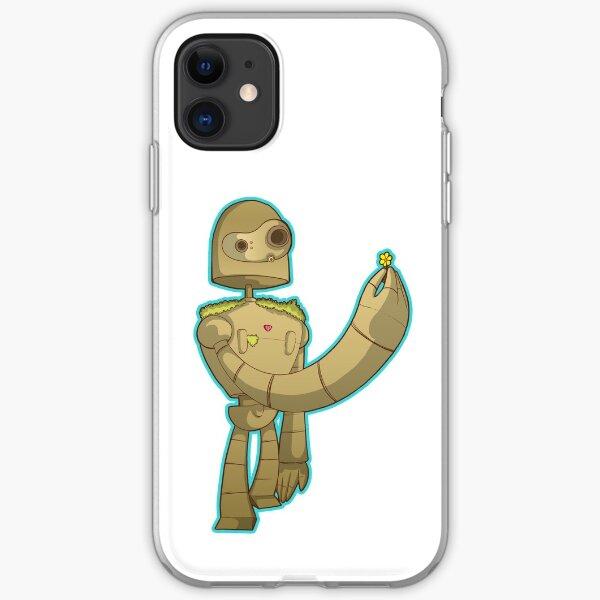 Laputa bot iPhone Soft Case