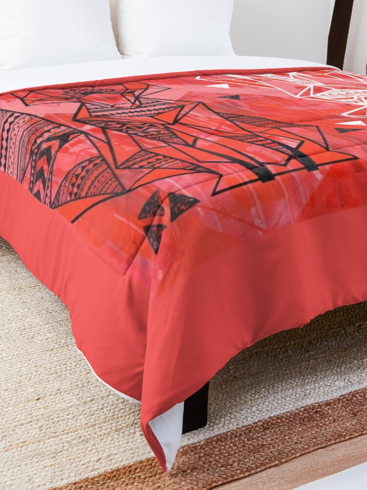 Alternate view of Fox sisters Comforter