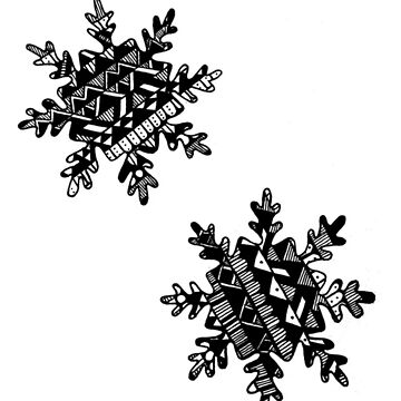 Snowflake by EmmaBarker