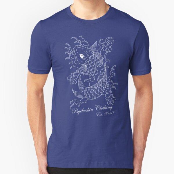 Koi Fish Slim Fit T-Shirt