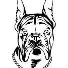 French Bulldog pet (black) by hypnotzd
