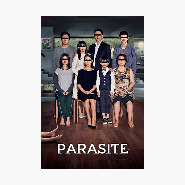Parasite (2019) Photographic Print