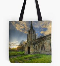 Church Of St. Mary The Virgin  Tote Bag