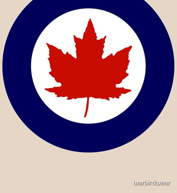 Royal Canadian Air Force Insignia (1946-1965) by warbirdwear