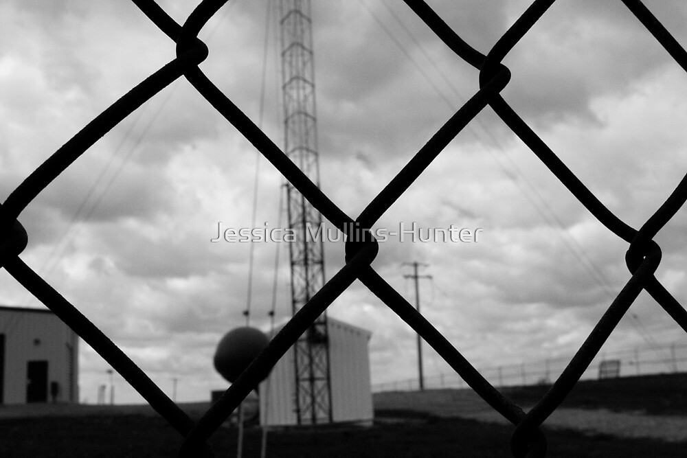 Bars of Industrialization  by Jessica Mullins-Hunter