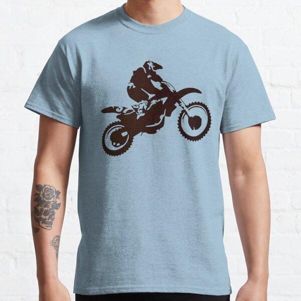 Motor X Silhouette  Classic T-Shirt