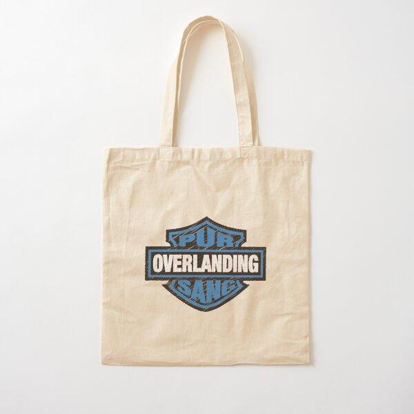 Overlanding Pur Sang Cotton Tote Bag