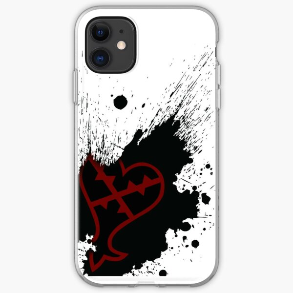 Kingdom Hearts Heartless iPhone Soft Case