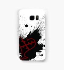 Kingdom Hearts Heartless Samsung Galaxy Case/Skin