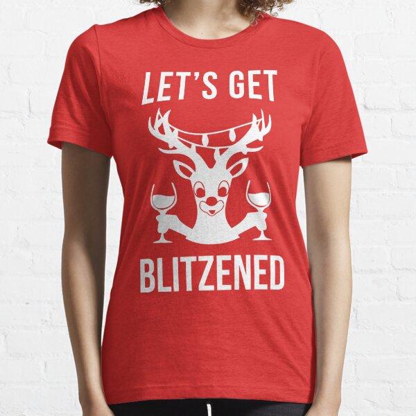 Vamos a Blitzened Camiseta esencial