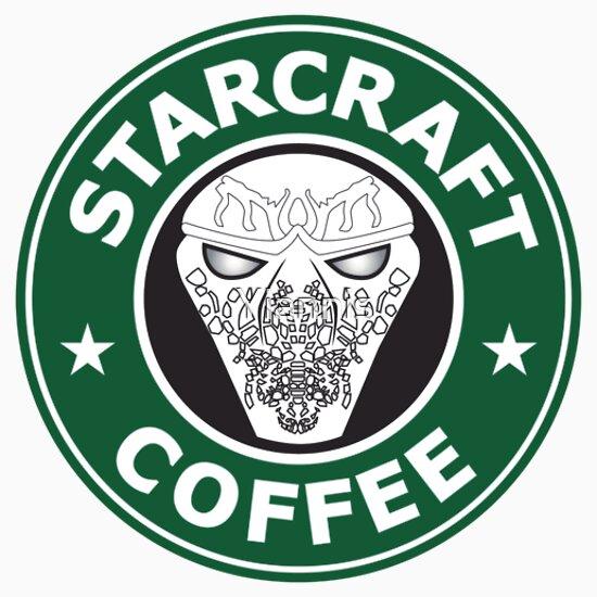 TShirtGifter presents: Starcraft Coffee