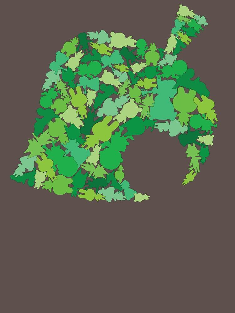 TShirtGifter presents: Animal Crossing New Leaf  | Unisex T-Shirt