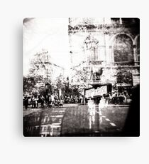 Chatelet Canvas Print