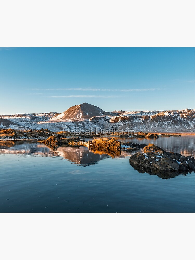 Winter landscape in Iceland II by hraunphoto