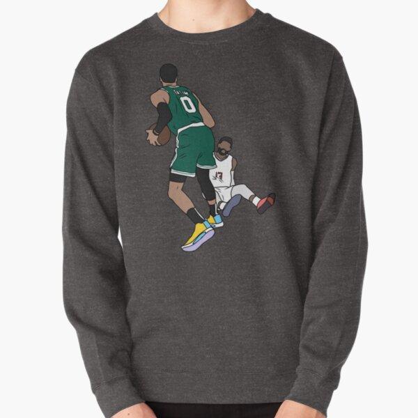 Jayson Tatum Crosses Over Paul George Pullover Sweatshirt