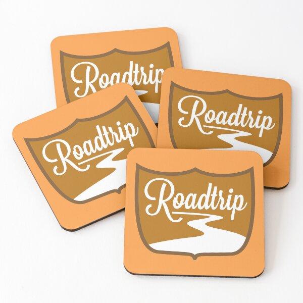 Roadtrip Coasters (Set of 4)