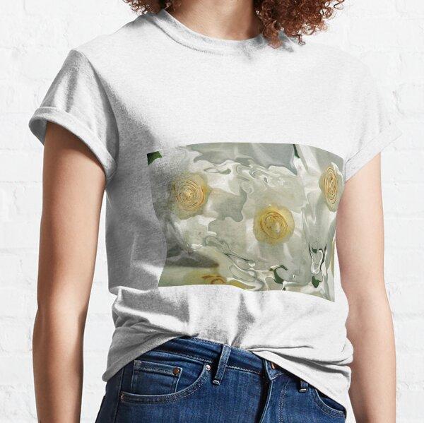 white floating veils Classic T-Shirt